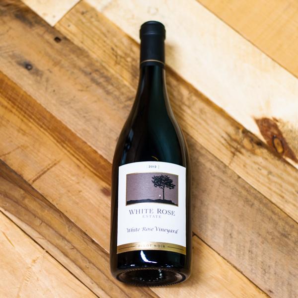 """""""White Rose Vineyard"""" Pinot Noir"""