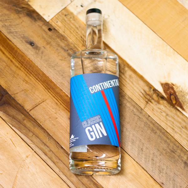 """Continental"" Gin"