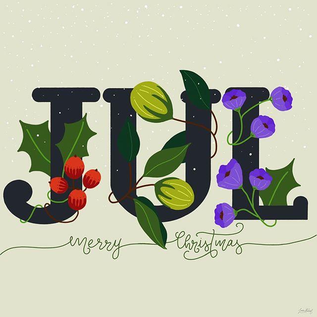 Today's Holiday Illustration 🌲❄️ . . . . . . . #graphicdesign #danishdesign #glædeligjul #godjul #copenhagenartist #illustration #ipadpro #copenhagen #københavn #mitkbh #denmark #visitcopenhagen #wonderfulcopenhagen #handlettering #christmascard