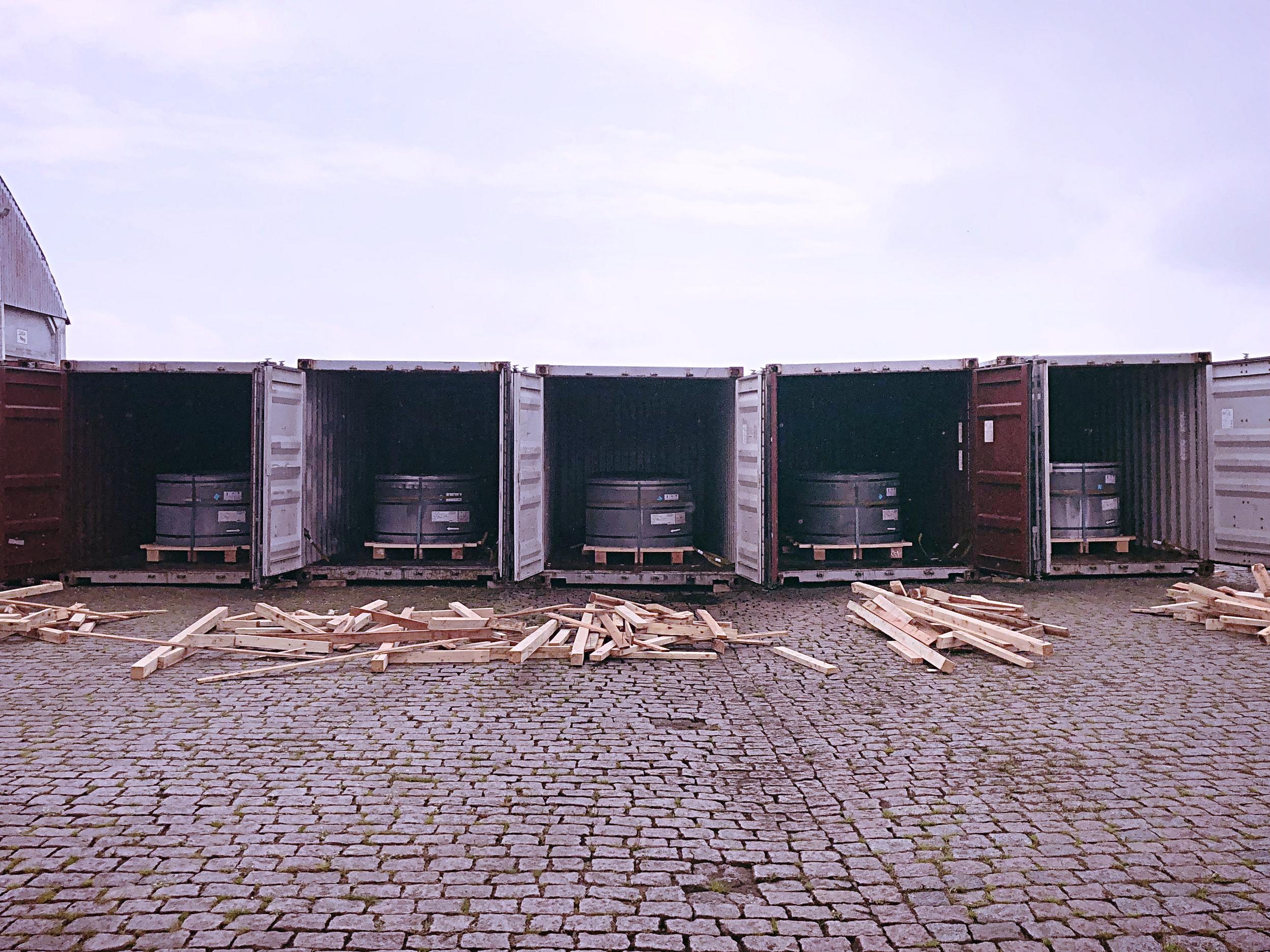 Bobinas de Aço