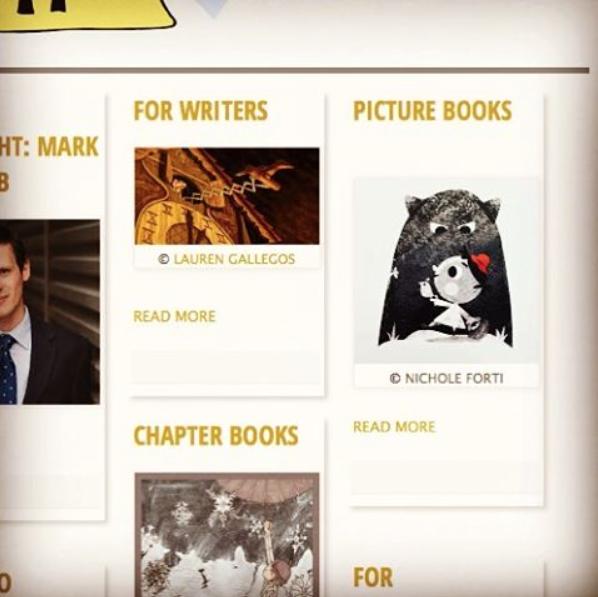 KIDLIT411: Picture Book Header