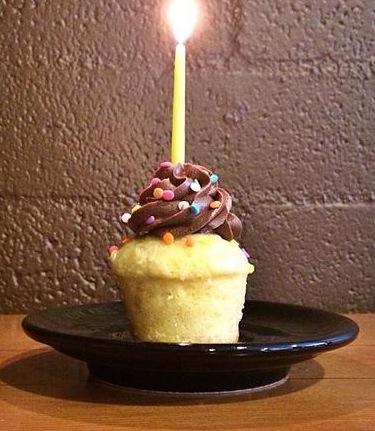 Traditional Birthday Cake
