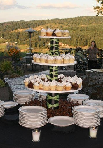 Four Tier Tower