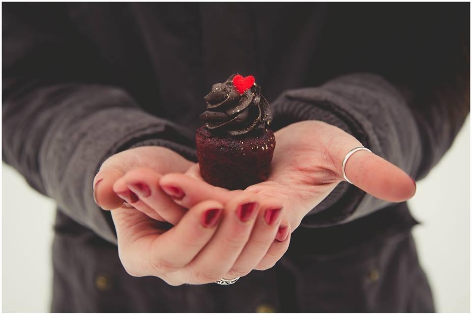 Red Velvet Pinot Noir w/ Dark Chocolate