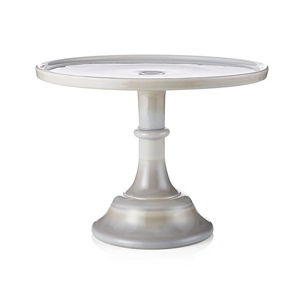 Marble Grey Mosser Pedestal