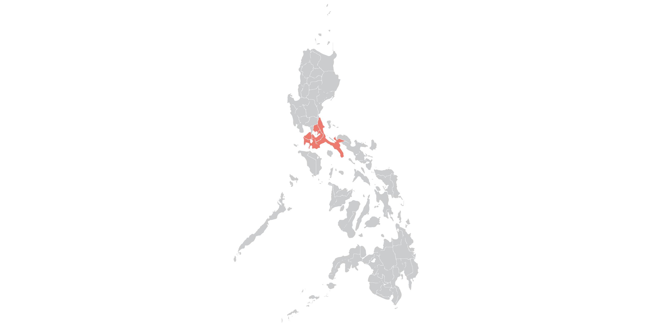 Calabarzon Region, Philippines