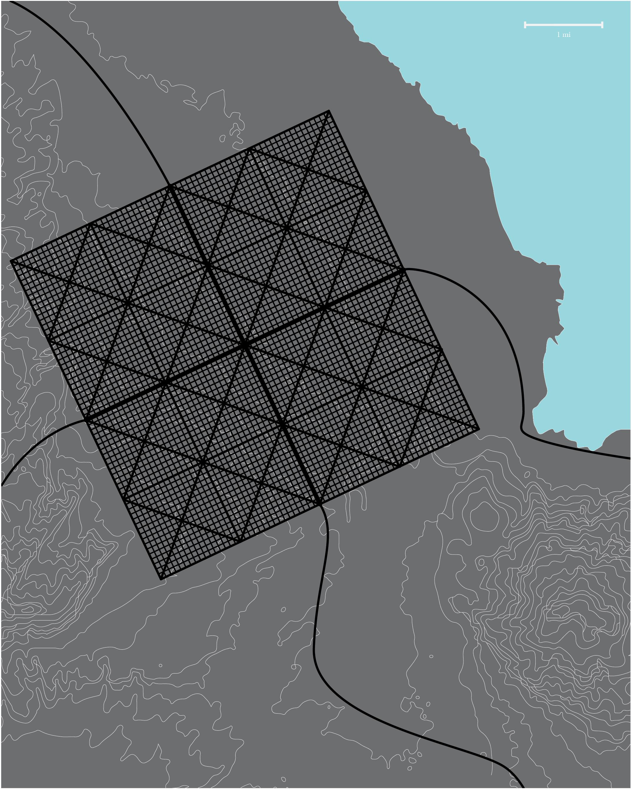 City Grid Simulation 1