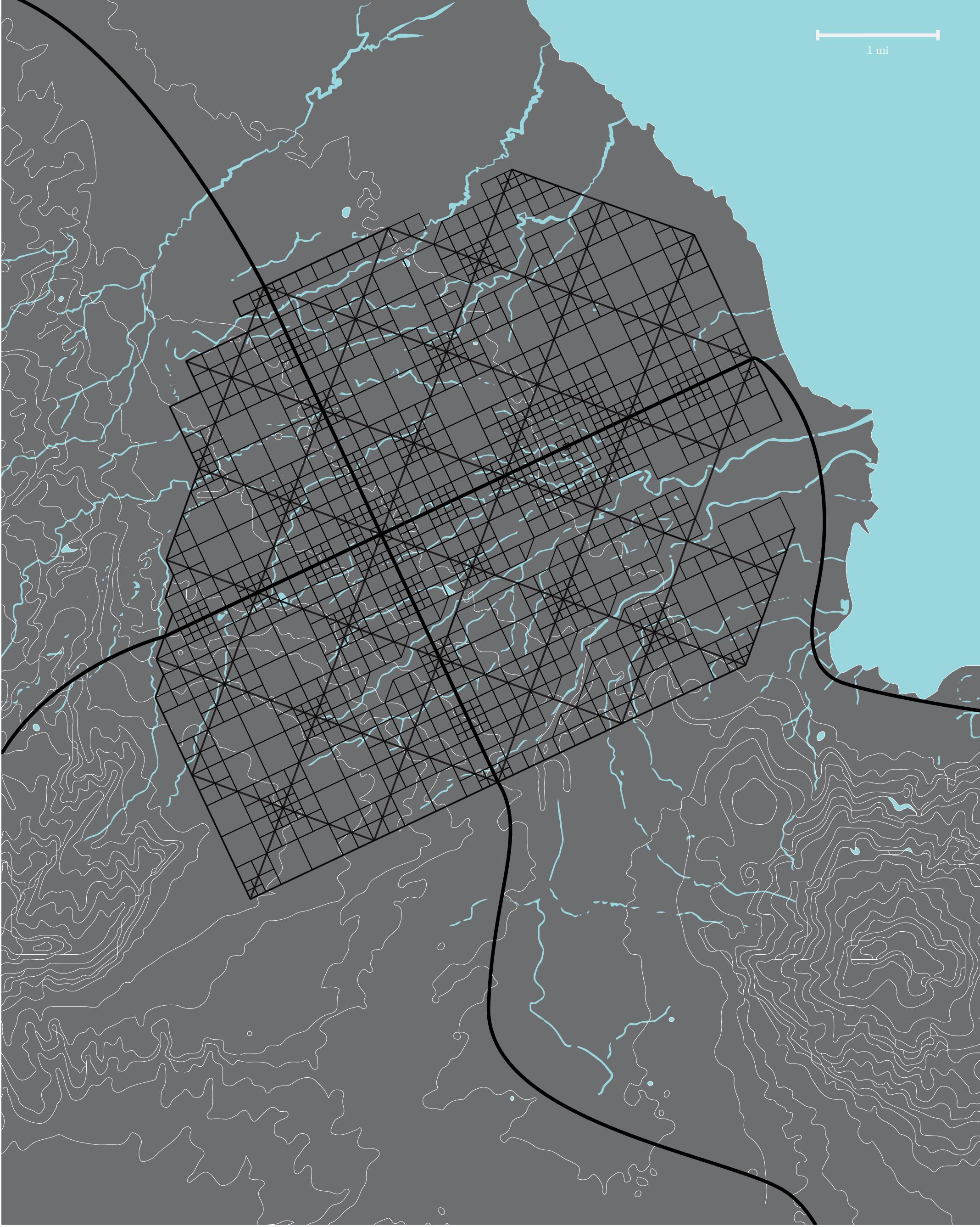 City Grid Simulation 2