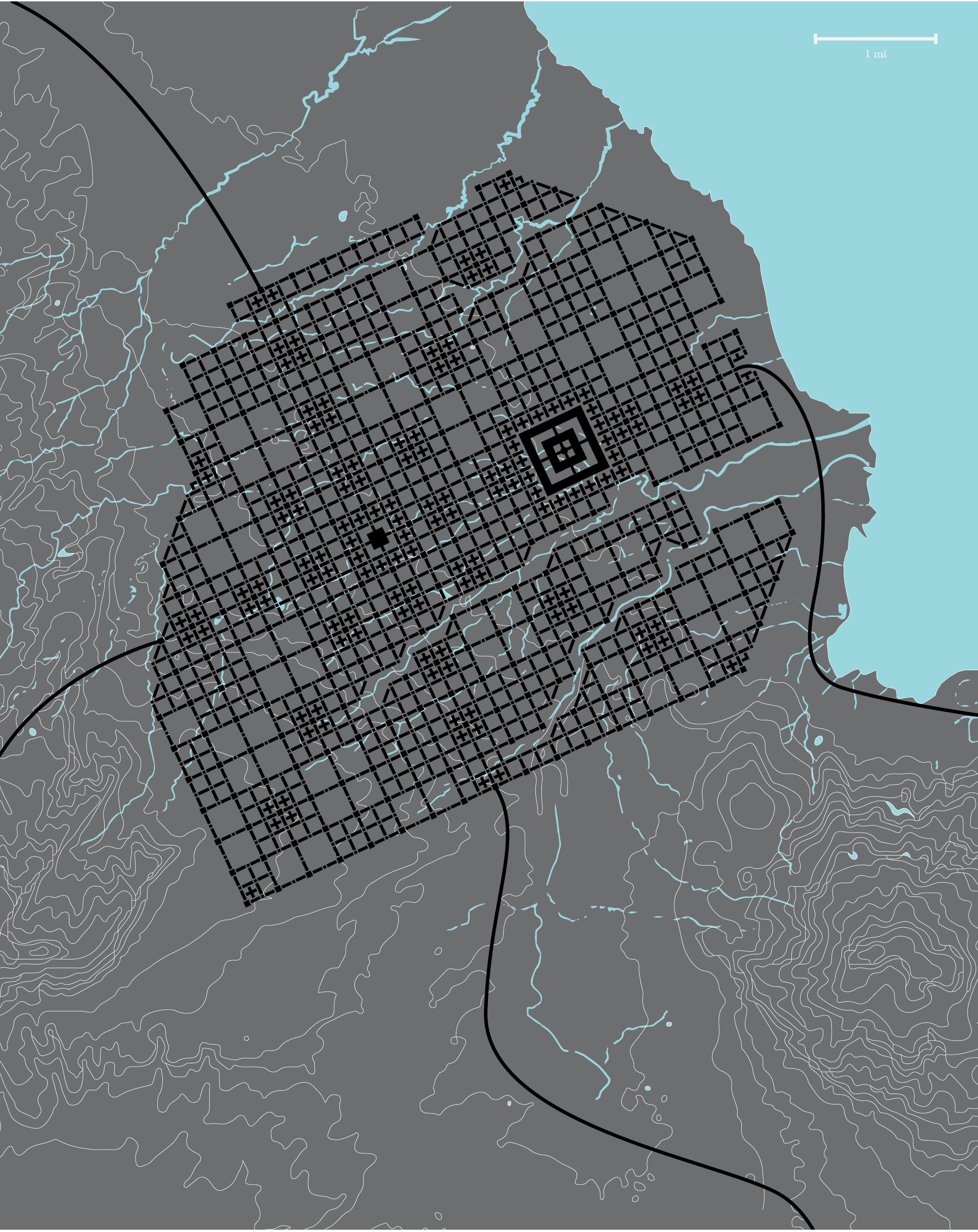 City Figure Ground
