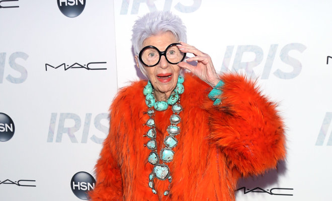 10 Things You Can Learn From a 93-Year-Old Style Icon,   May 2015.