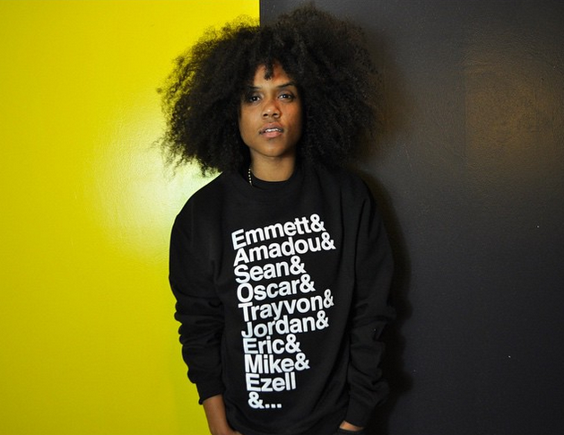 24-Year-Old's Clothing Line Combats Police Brutality  , June 2015.