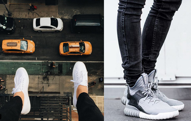 11 Shoe Stars of Instagram  , Fall 2015.