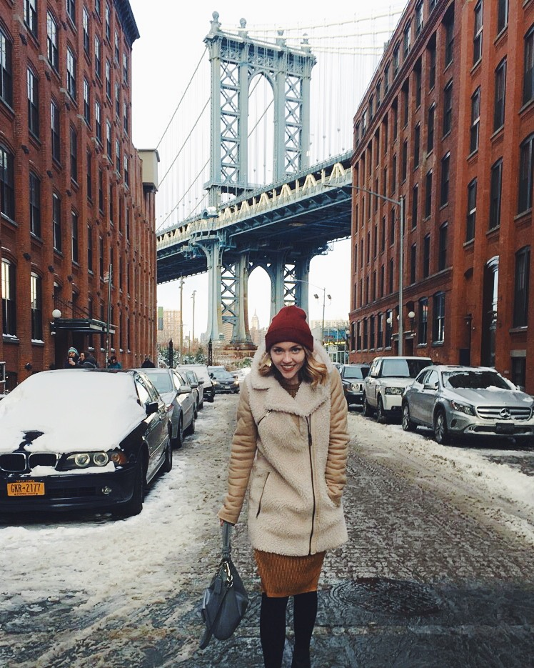 Sorry, I Was Journaling - & Doing other things cool 23-year-olds do in NYC