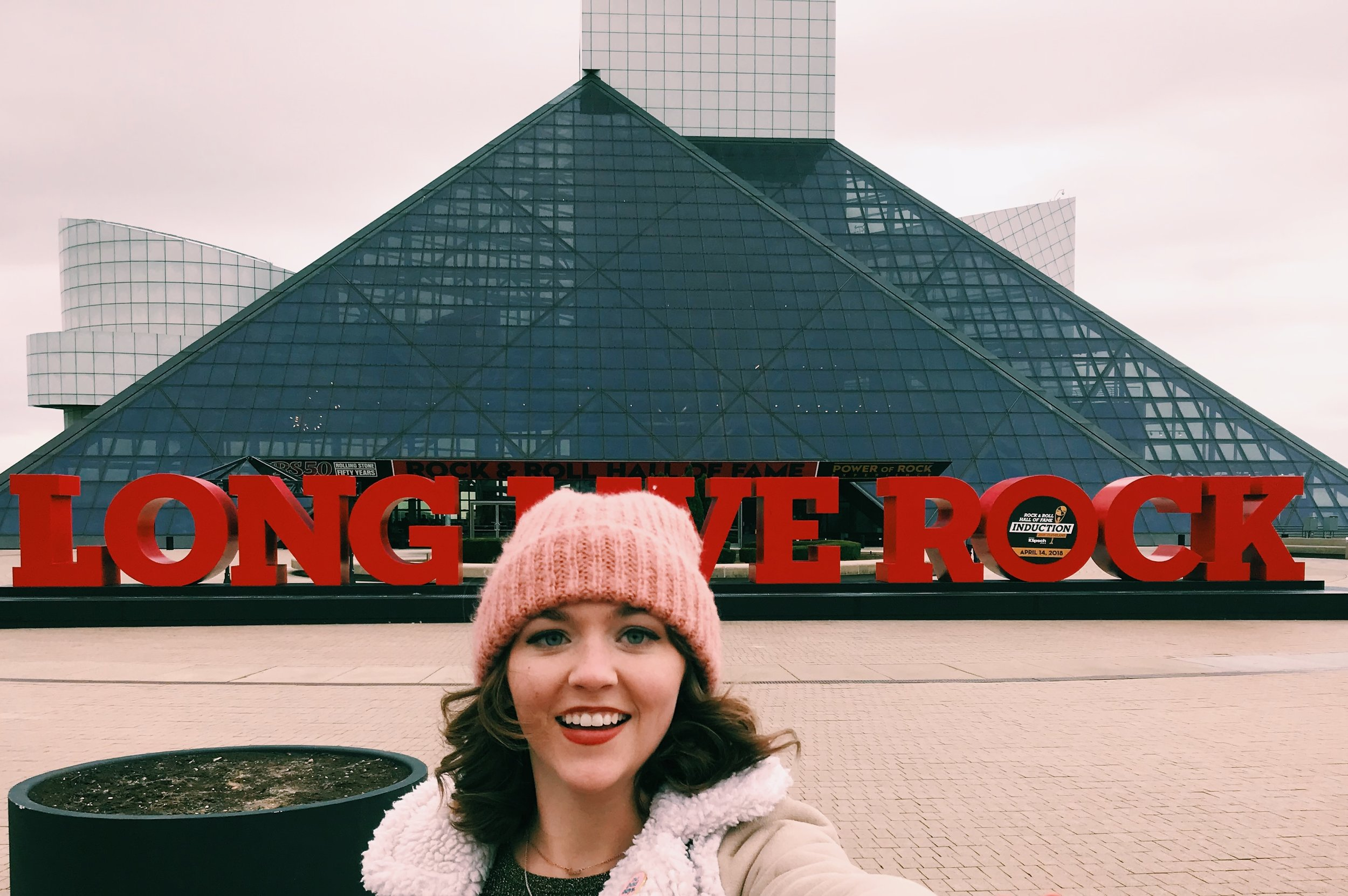 Don't Knock The Rock - I spent about 14 hours at the Rock and Roll Hall of Fame.