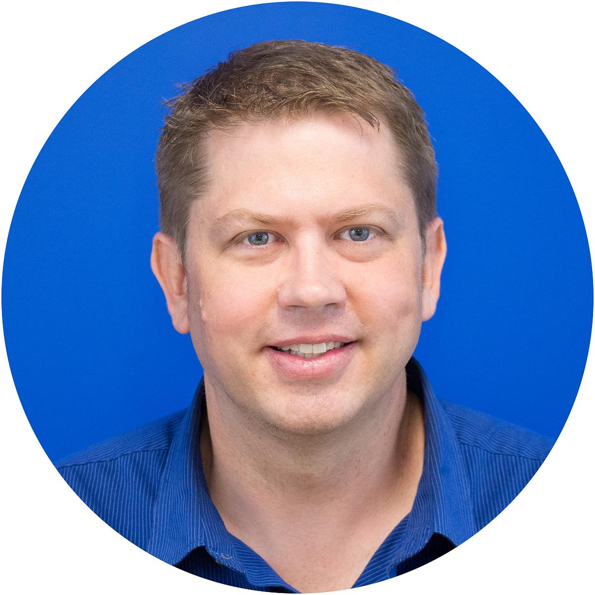 Chris Norman  VP of Engineering