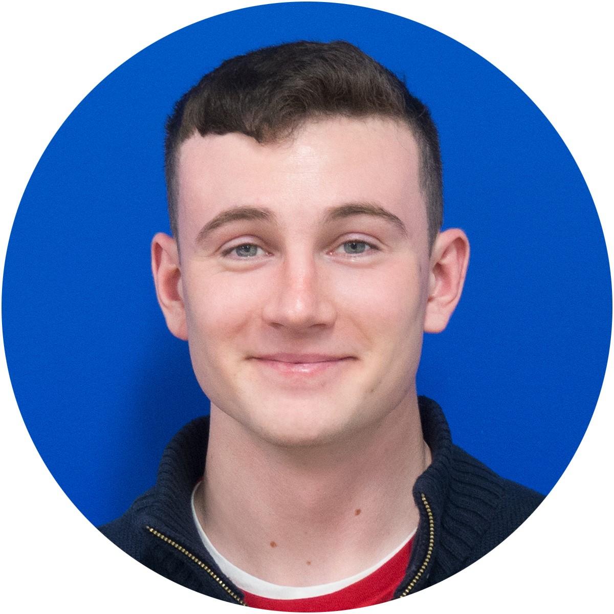 Christopher McMahon  Engineering Technician