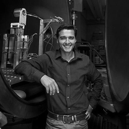 Paulo Lozano, PhD  Director of the Space Propulsion Lab at MIT