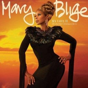 """MARY J BLIGE  """"25/8"""" """"Empty Prayers"""" """"Get It Right ft. Taraji P Henson"""""""