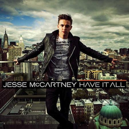 "JESSE McCARTNEY         ""Mrs. Mistake"""