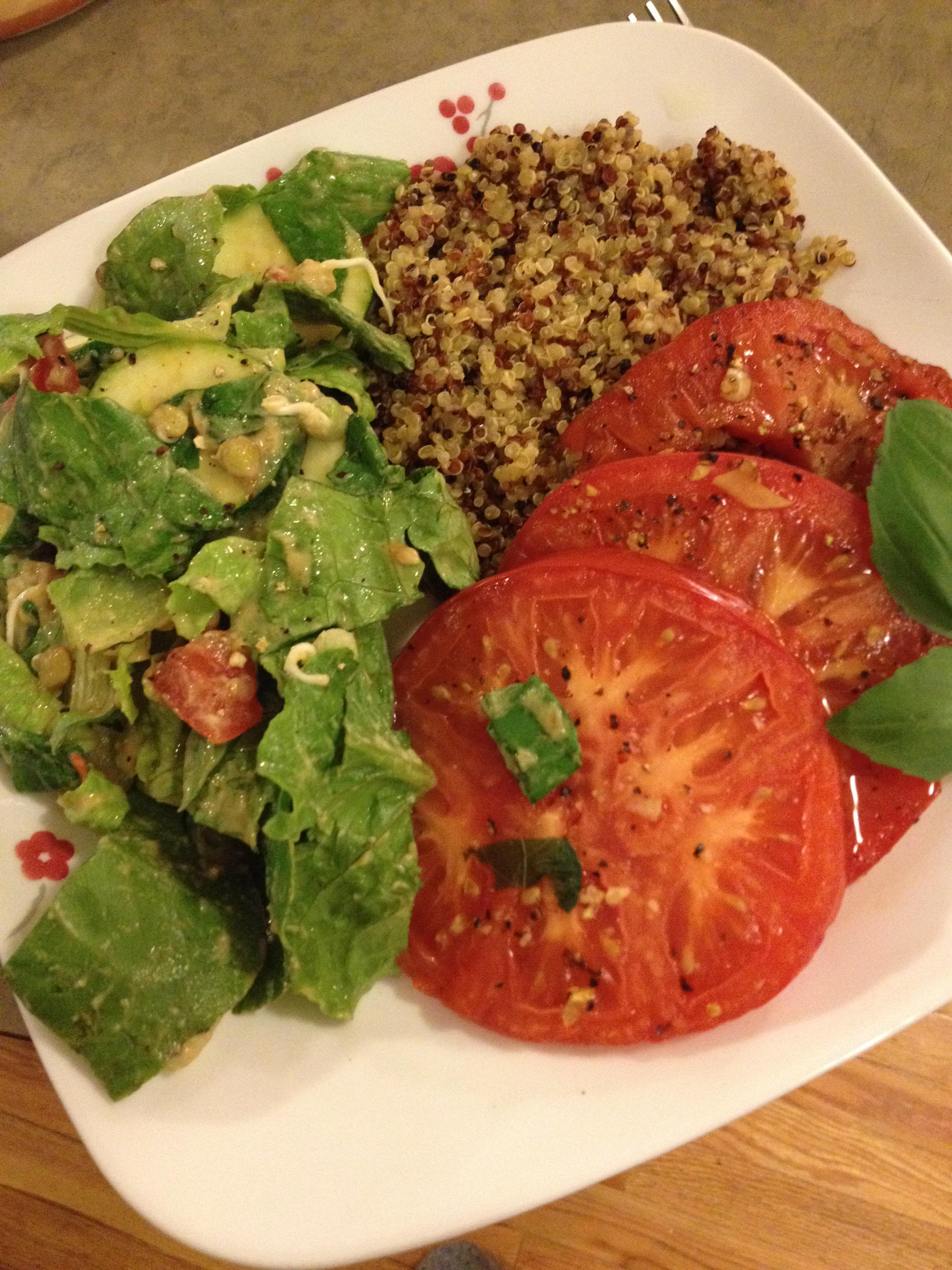 #13 Precooked Quinoa