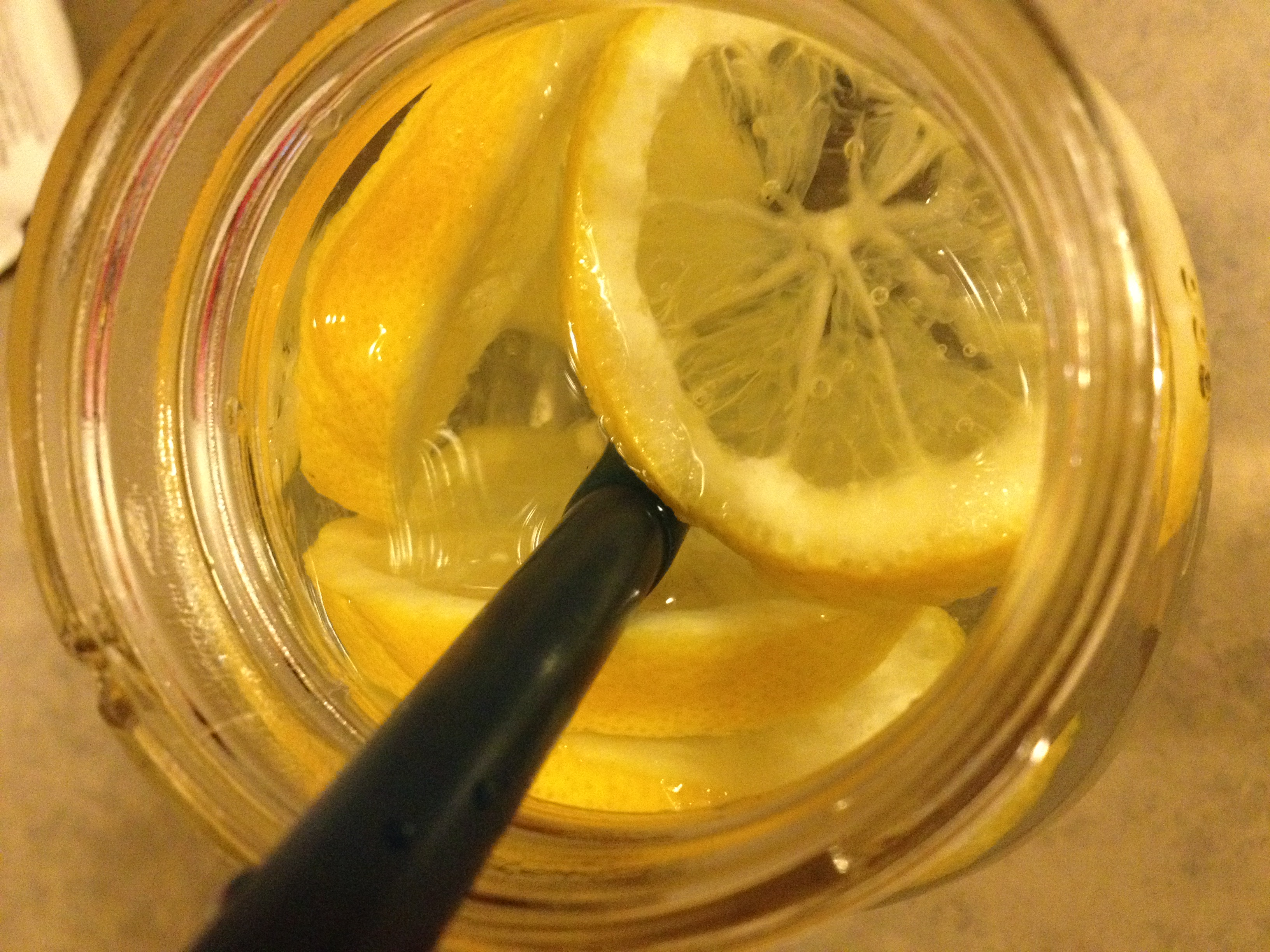 #30 Hot Water with Lemon