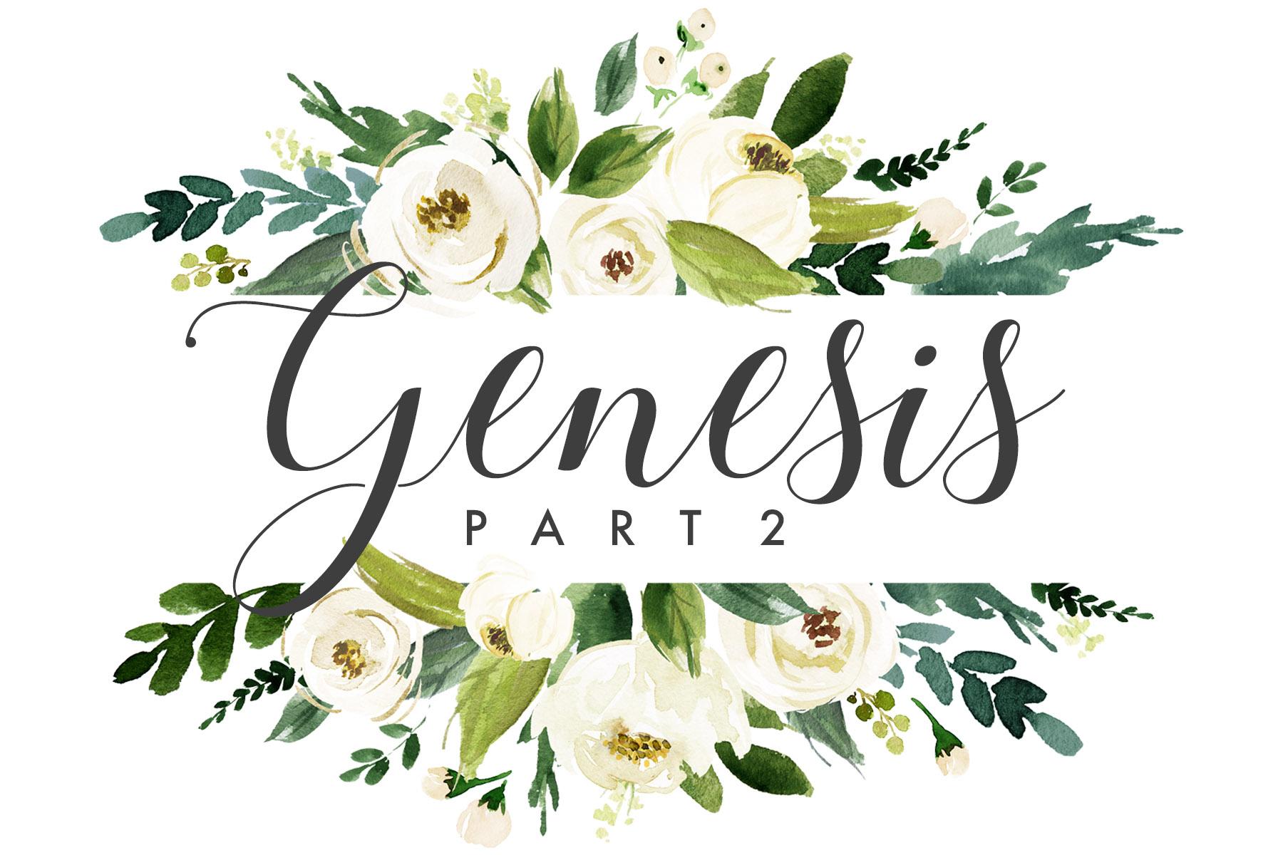 Genesis Part II  Genesis 12-25 | Winter 2018