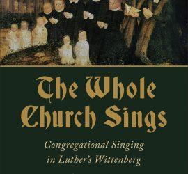 he Whole Church Sings