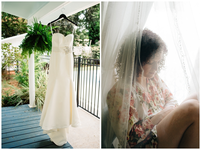 Weddings at The Governor's Mansion in Milledgeville, GA
