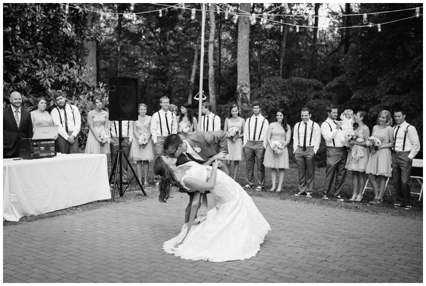 Weddings at Woodburn Historic House in Pendleton, SC