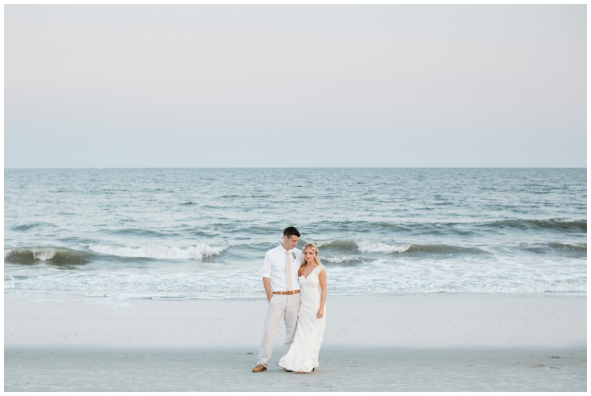 Beach Weddings at The Westin Hilton Head Island Resort
