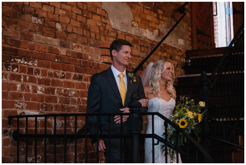 Weddings at Old Cigar Warehouse