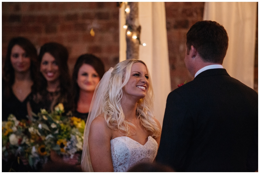 Weddings at Old Cigar Warehouse in Greenville, SC