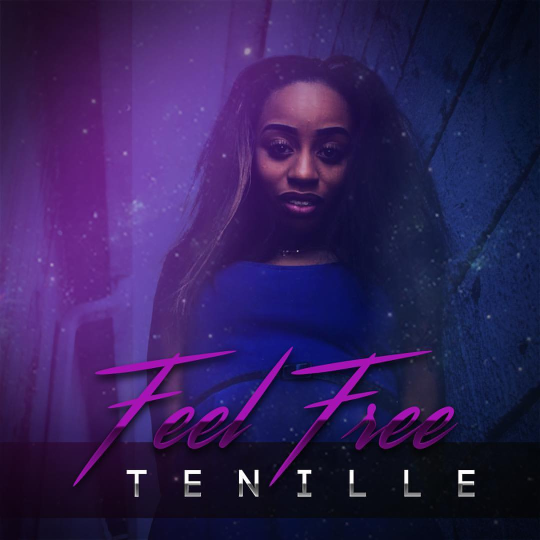 """Tenille's first single """"Feel Free"""" is now available on iTunes and Spotify."""