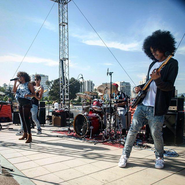 #tbt East Lake Music Festival. Action shot 🤘🏿
