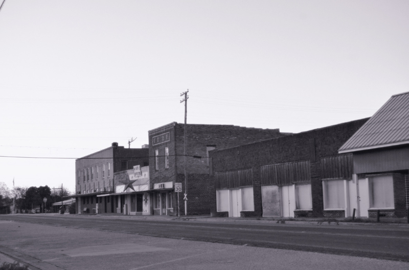 Frost Texas 1 Once Upon A Town