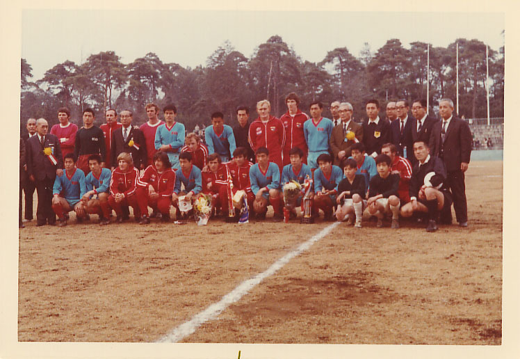 St George on Japan tour 1971.jpg