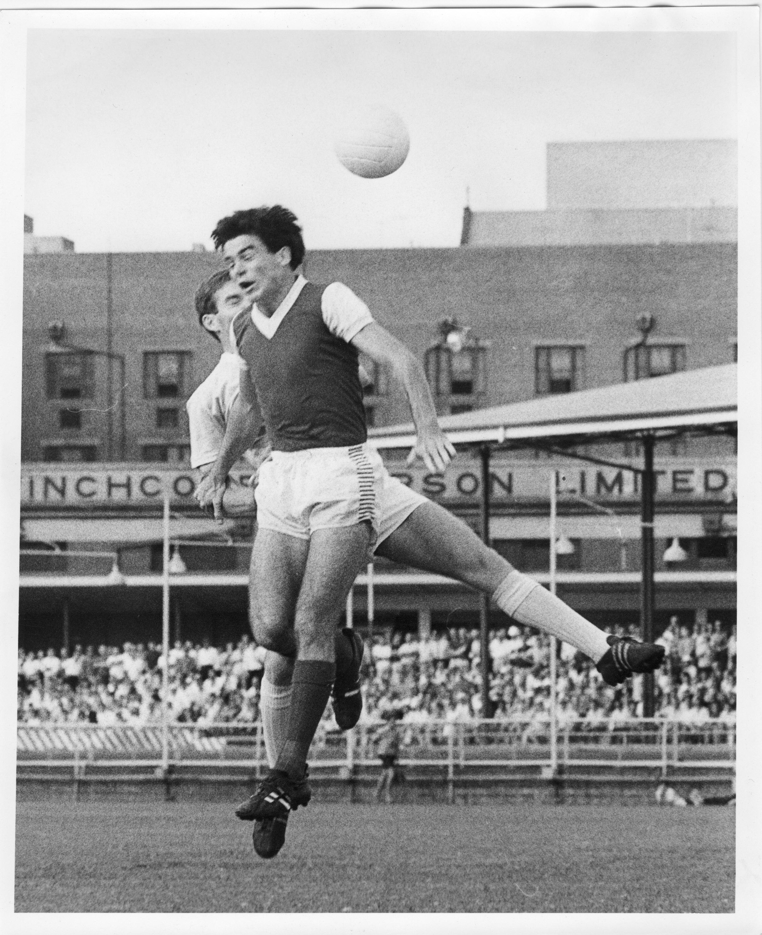 Johnny Warren circa 1965 Wentworth Park 3.jpg