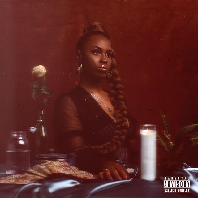 happy birthday, @zyahbelle. today we celebrate you & your first album. i am so proud of you. i've watched you conquer mountains many would fall from. i've watched you plant seeds and stay faithful as they sprouted. now the moment is here and it's exactly what we knew it would be! thankful to call you my sister. & thankful to be a part of this dope ass album (track 2)! love you!! happy #ZyDay 💓 #IX #auntiegang #gripgang •• #IX 🥀 just dropped! an introspective work of art by @zyahbelle  Available on all platforms 💫 Executive produced by @clncwatts Co-Produced by @roswellsounds @mat_matix_ W/ features from @illcamille @imaneurope + more ! _ Photography by @lukesmk Edit by @ogmusicnatho Hair by @locsbyzyah Makeup @legendvrry Styled by @_ochantestylez
