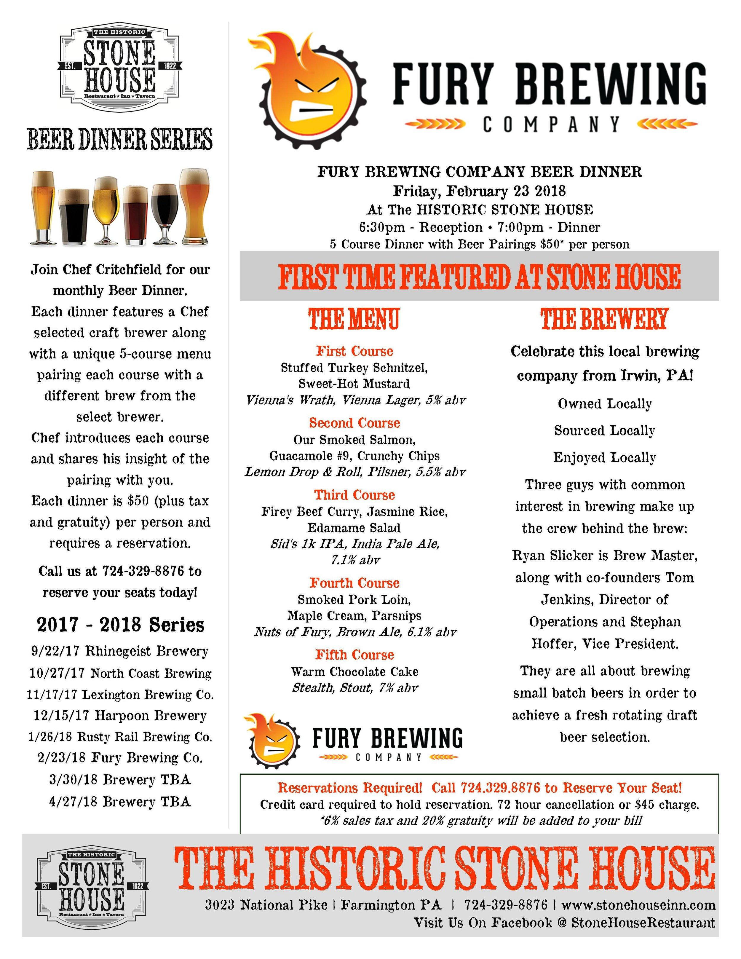 Fury Brewing Co  Beer Dinner 022318.jpg