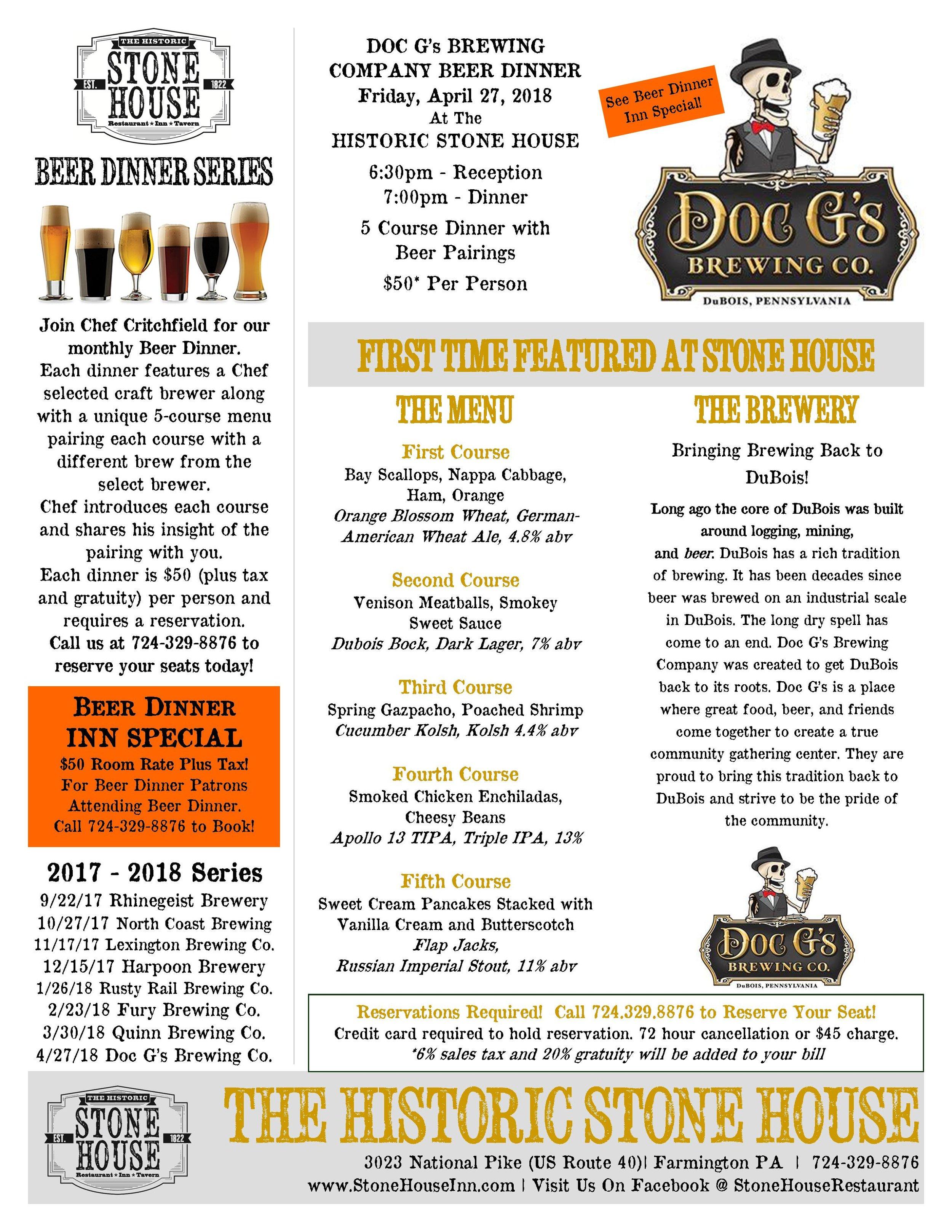 Doc G Beer Dinner 042718.jpg