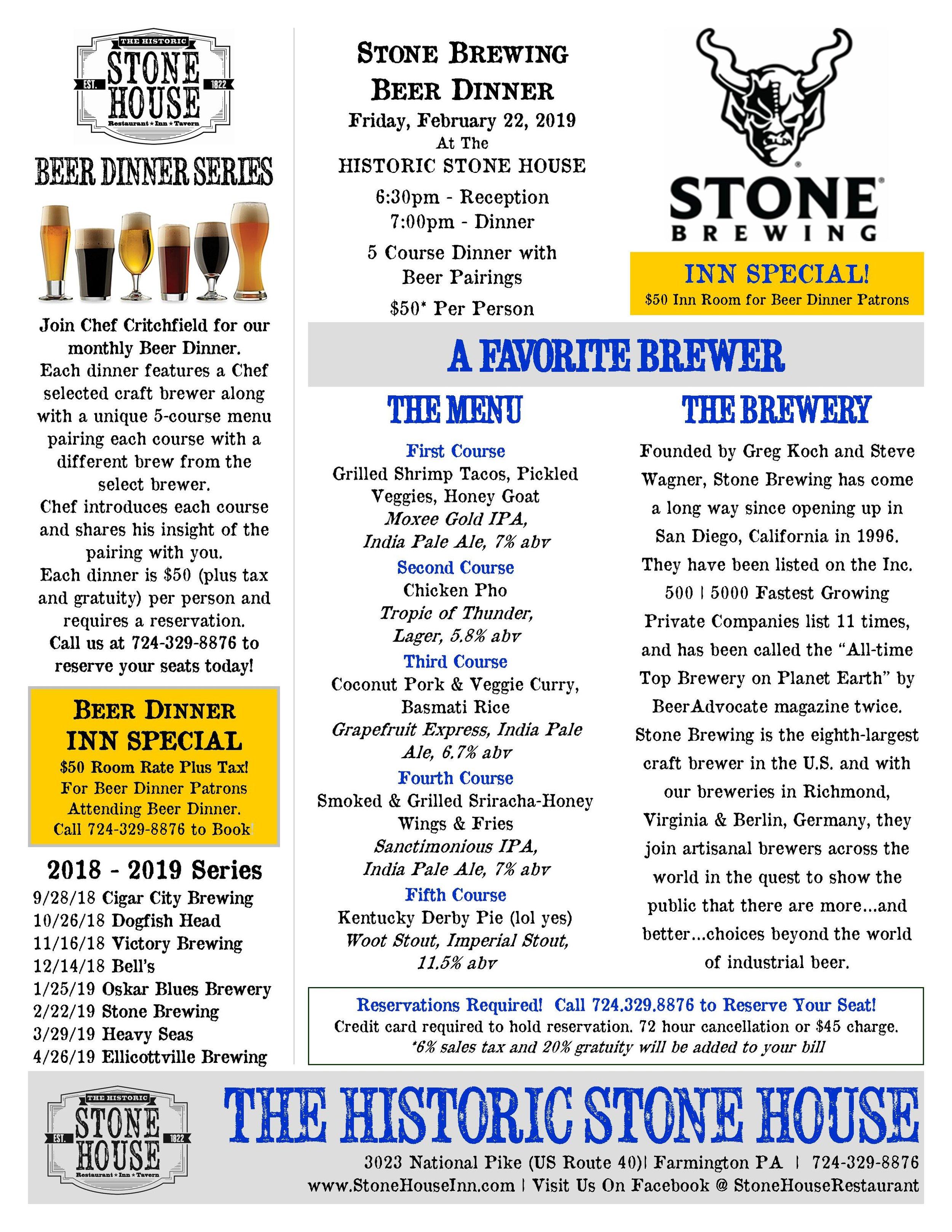 Stone Brewing Beer Dinner 022219.jpg