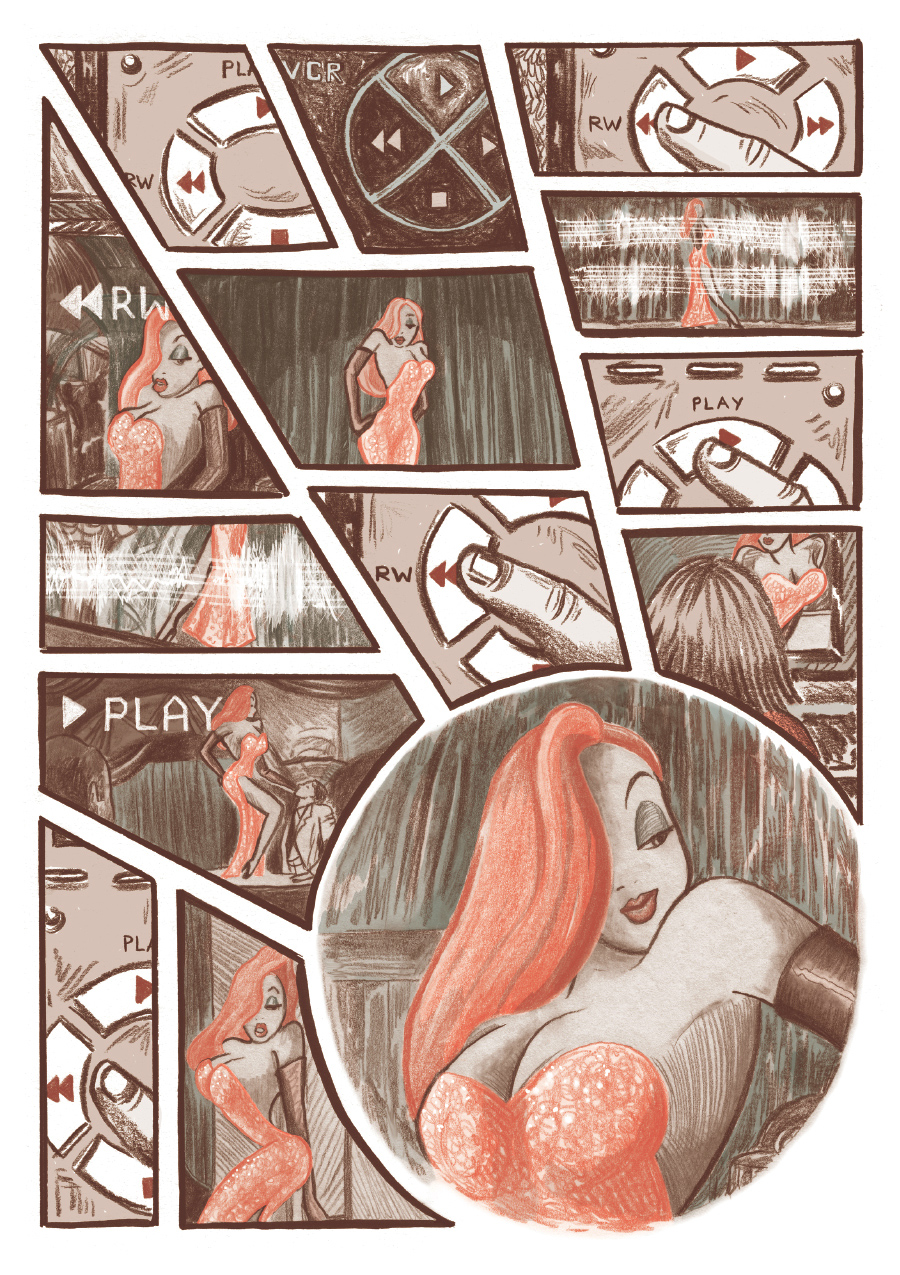 Long Red Hair, page 6