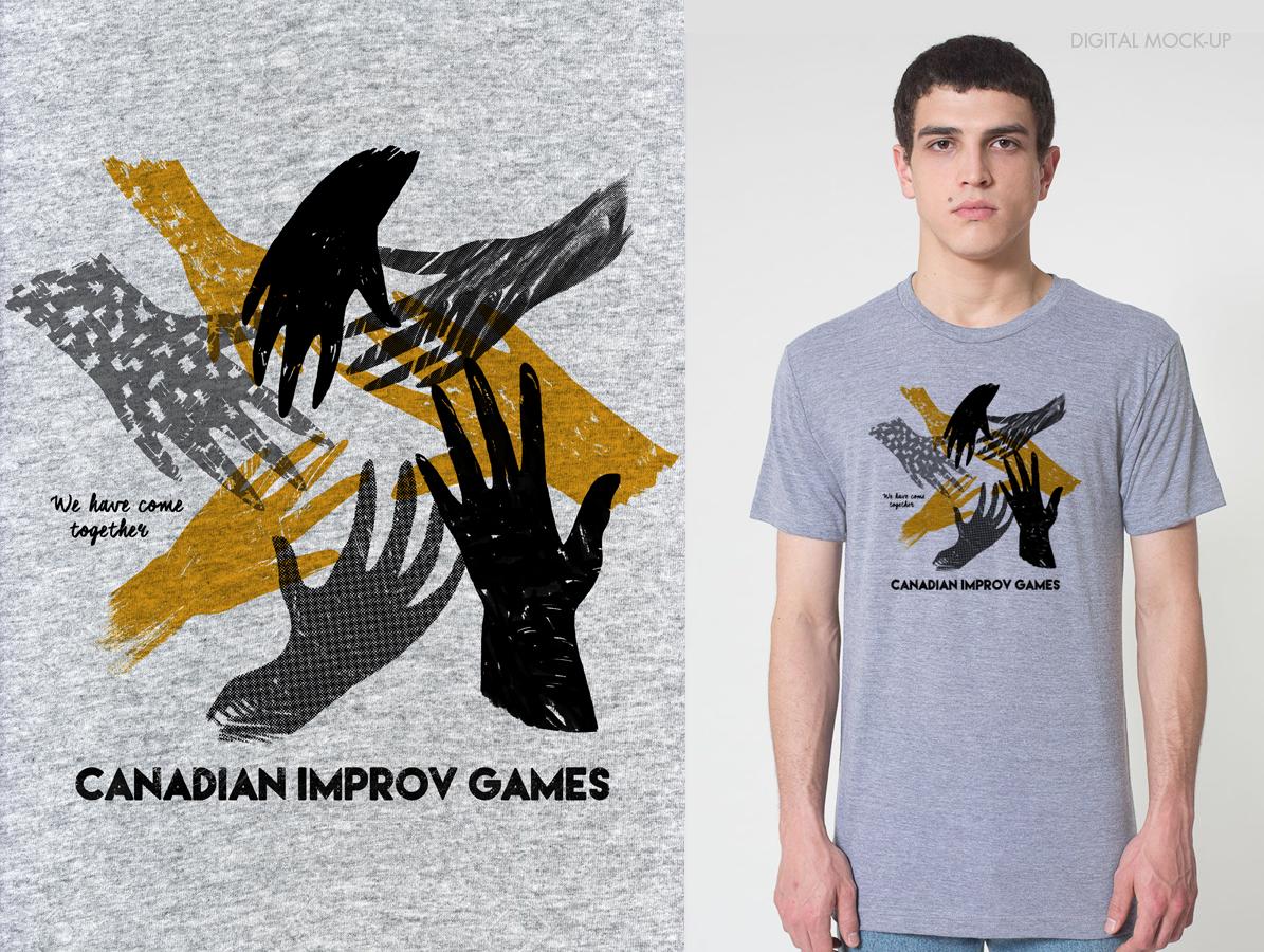 Canadian Improv Games