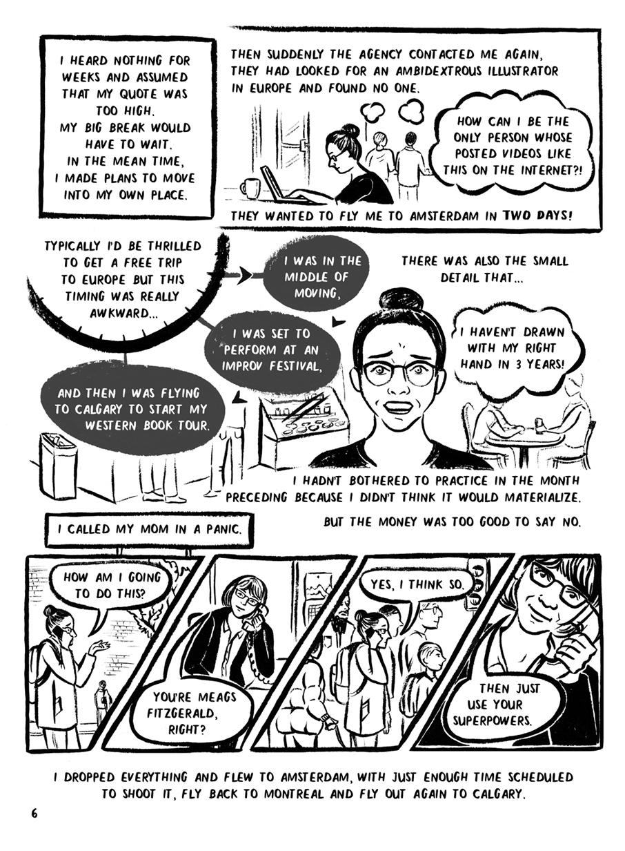 Thea Alba, Page 6