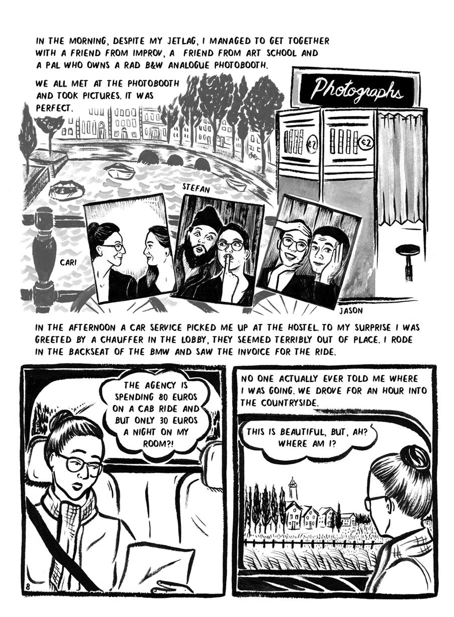 Thea Alba, Page 8