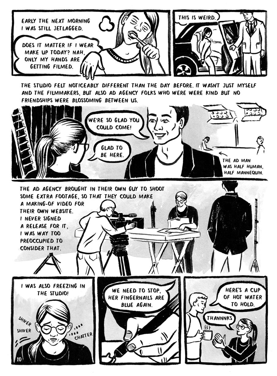 Thea Alba, Page 10
