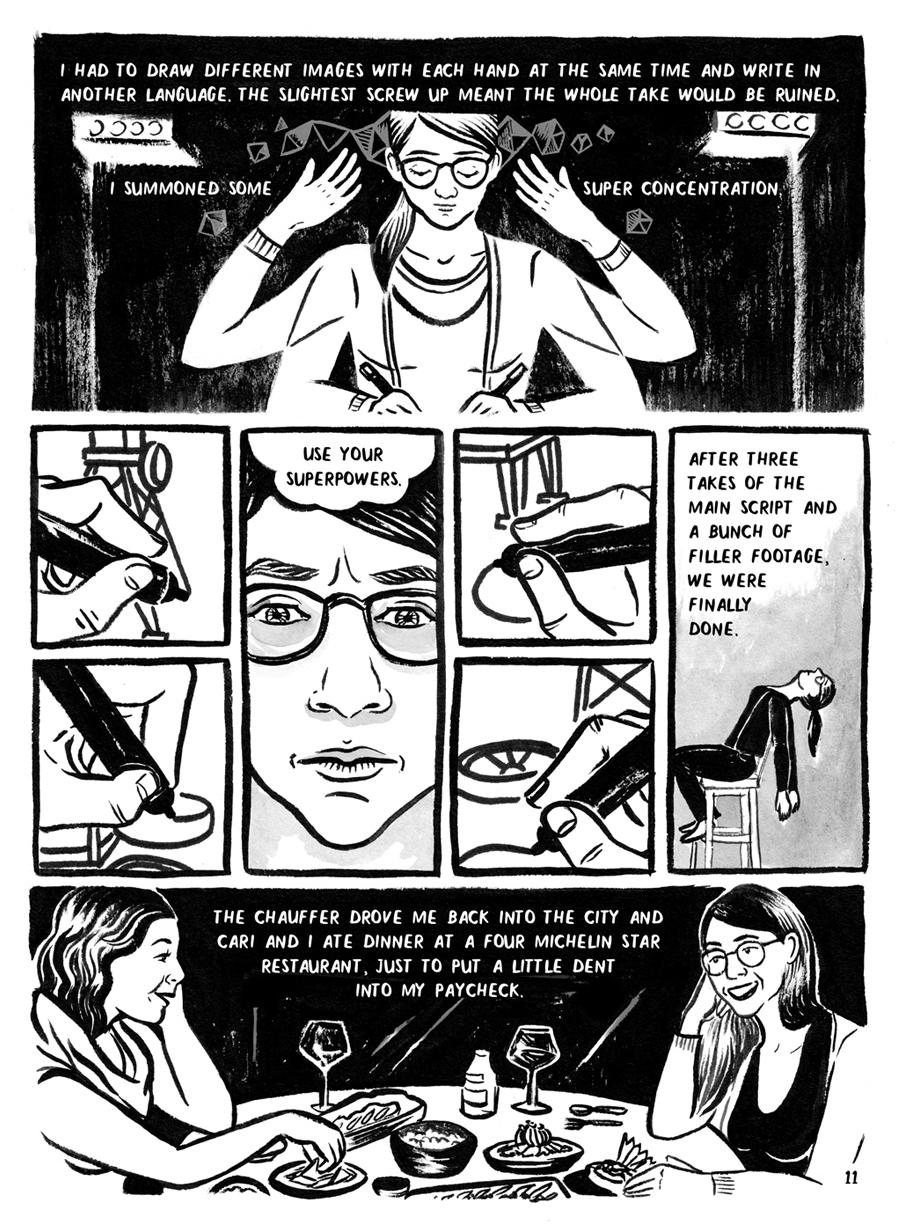 Thea Alba, Page 11