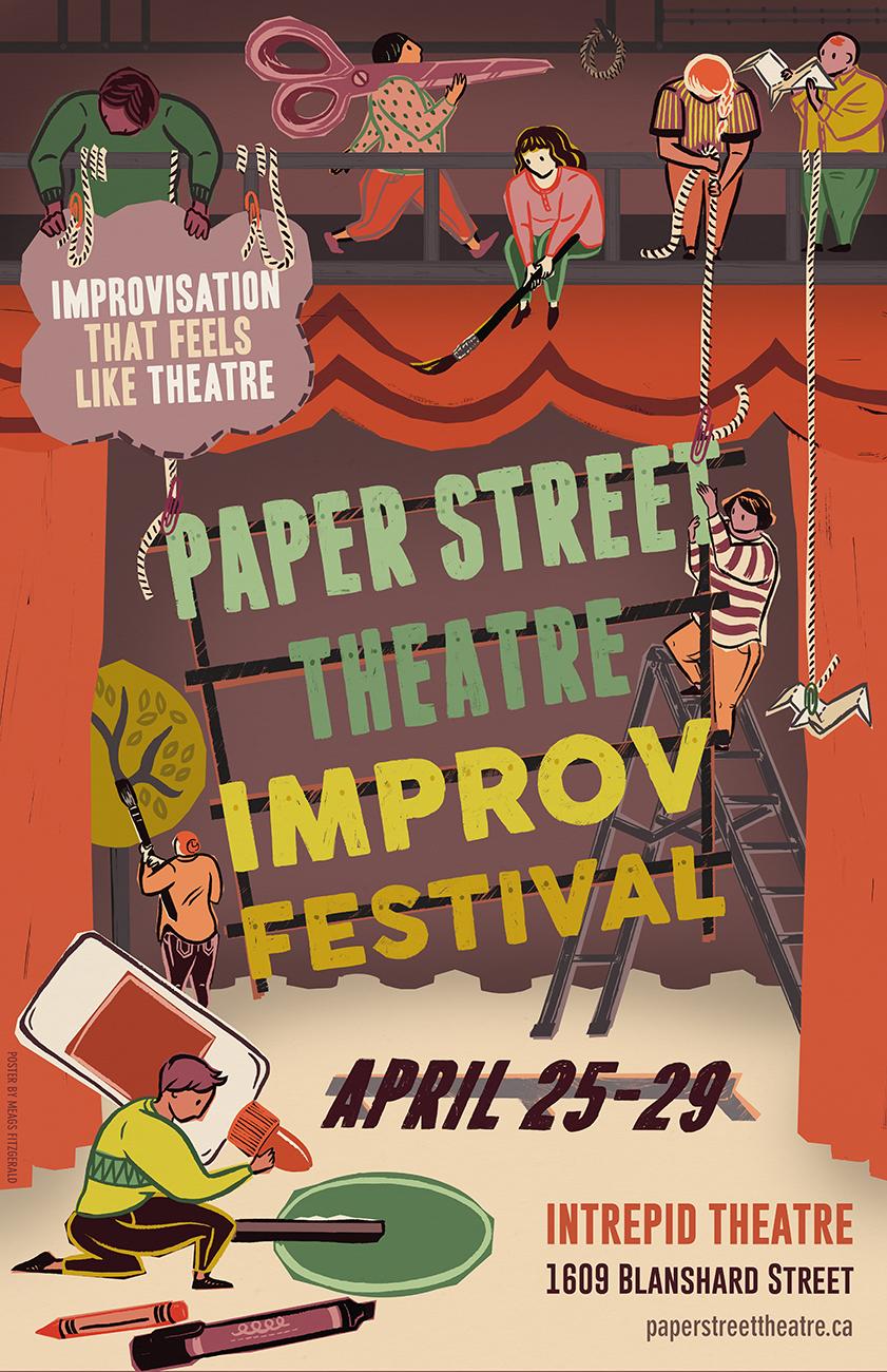 Improv Theatre Festival