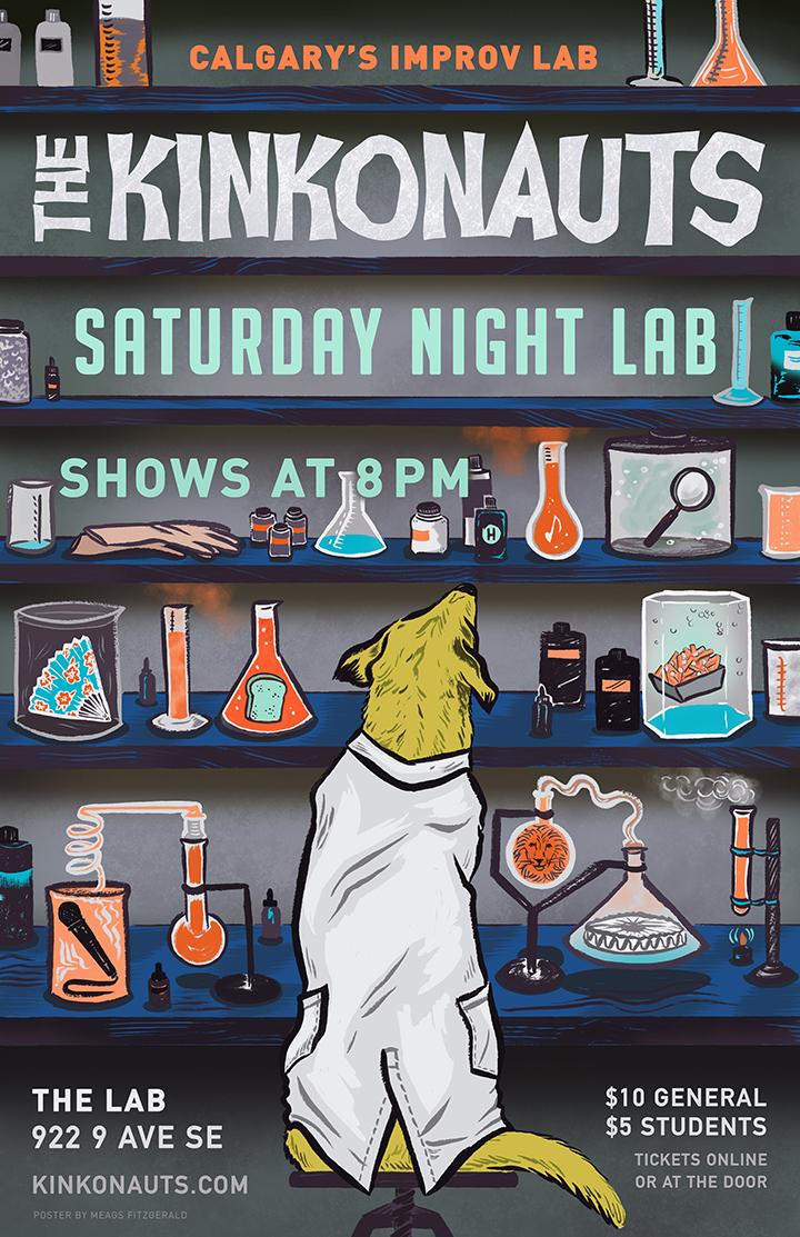 Saturday Night Lab