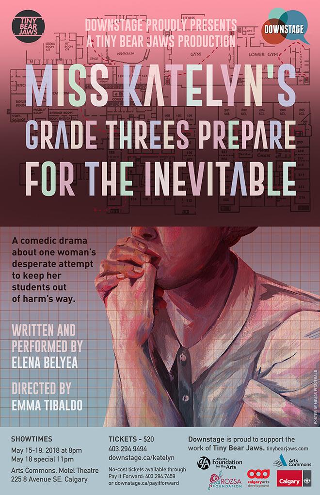 Miss Katelyn's Grade Three's Prepare for the Inevitable